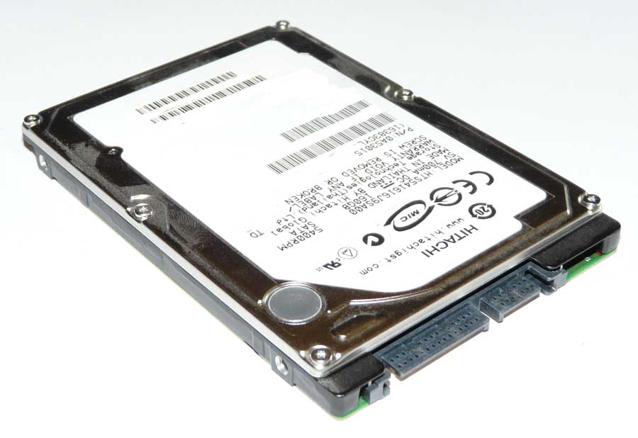真的假的微�z(j9��yf�x�_160 gb hitachi hts541616j9sa00 notebook festplatte